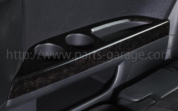 画像4: PGオリジナル インテリアパネル アルファード[GGH/ANH2#W]後期 ドア回り&回転式コンソールパネル16点セット